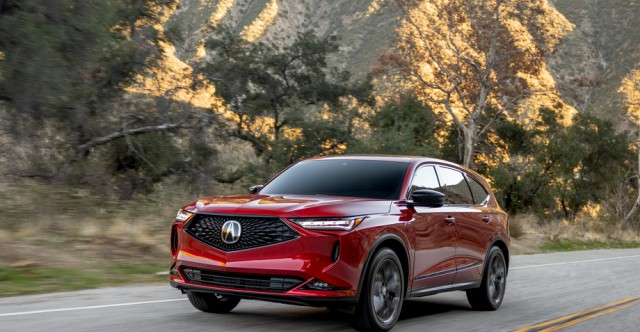 Popular MDX SUV Earns Accolades For Safety, Tech
